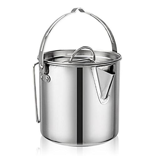stainless steel teakettles picnic camping