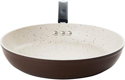 """10"""" Pan by with 100% Stone-Derived Coating Germany"""