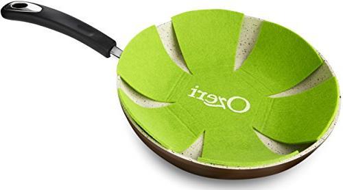 "10"" Pan by with 100% APEO PFOA-Free Germany"
