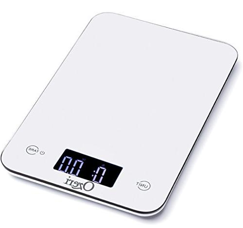 touch kitchen scale