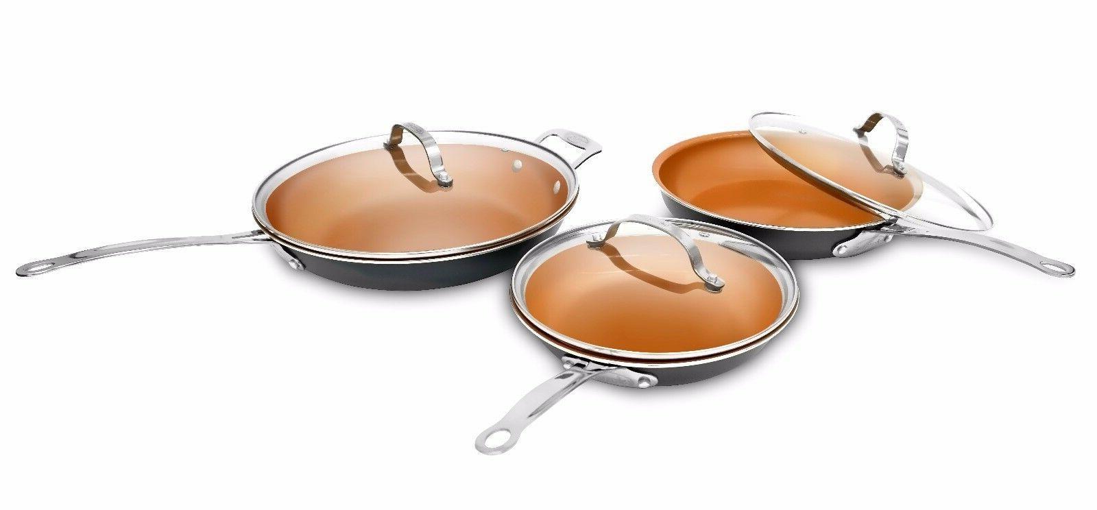 ultimate fry pan set