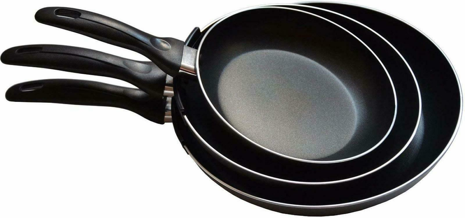 Utopia Aluminum Frying Pan 8 Inches, 1