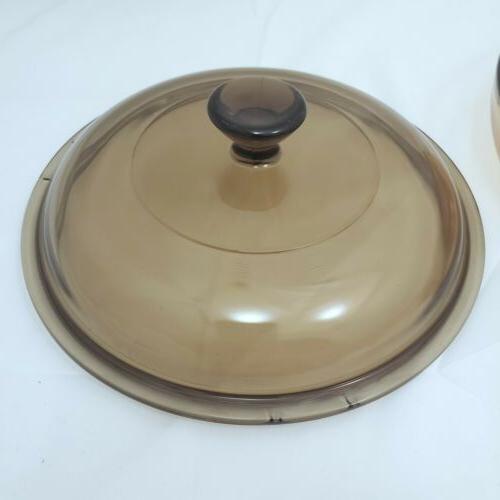 Corningware Amber inch Pan Lid