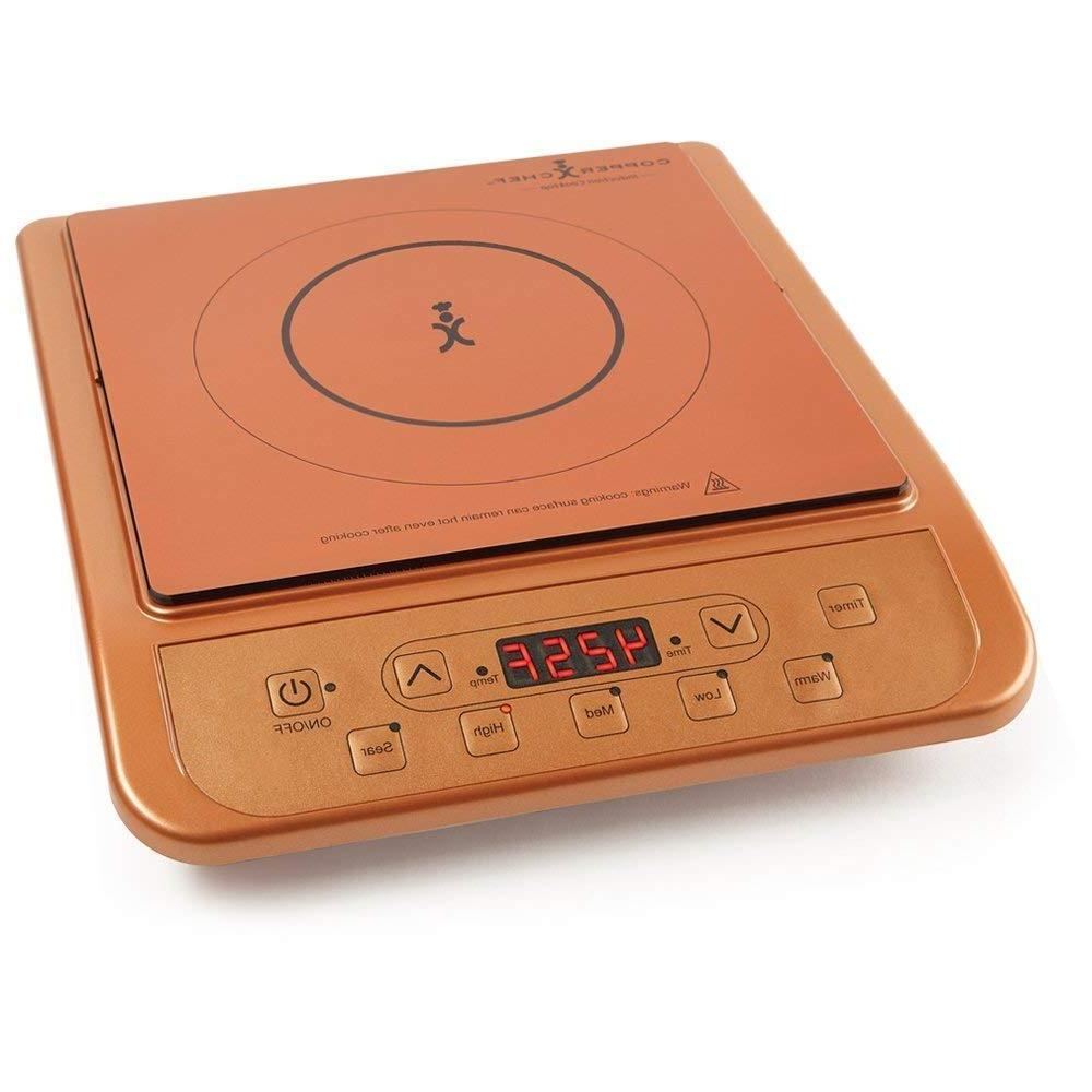 Copper XL Shallow Induction