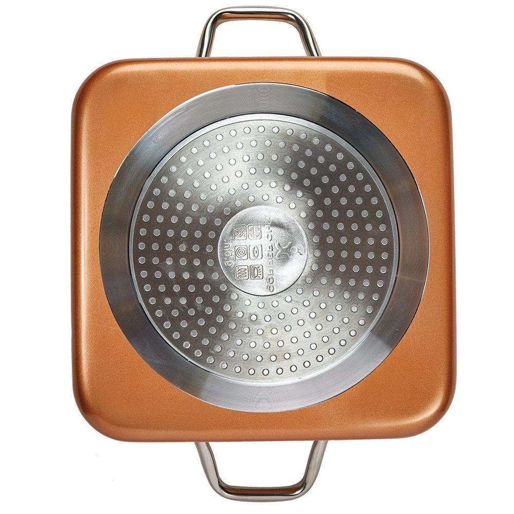 Copper Plus Shallow Induction Cooktop Fry PICK