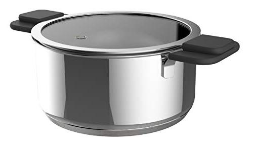 Ozeri ZP16-3P Inductive Pot Set Steel