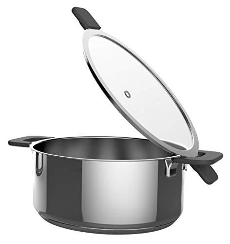 Ozeri Inductive Pot Stainless Steel