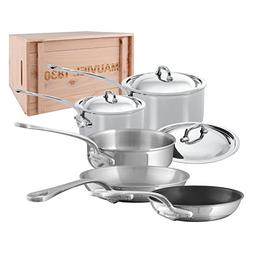 Mauviel M'Cook - 8 Piece Set w/crate -