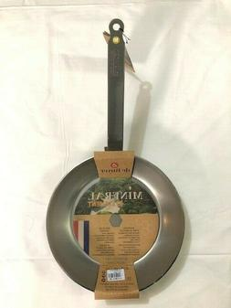de Buyer Mineral B Element - 10.2 Round Iron Frypan