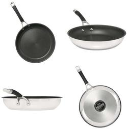 Circulon Momentum Stainless Steel Nonstick French Skillet, 1