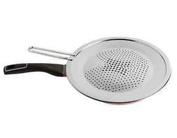 Multi Purpose Stainless Steel Cover Lid 32cm for Pot, Frying