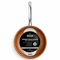 "California Home Goods Non-Stick CermiTech Frying Pan, 9.5"""