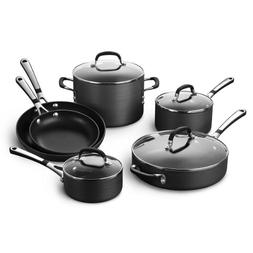 Nonstick 10 Piece Cookware Set Kitchen Tools
