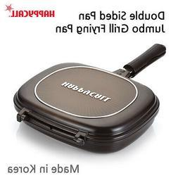 Happycall Nonstick Double Pan Jumbo Grill