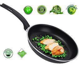 Frying Pan Nonstick Skillet Fry Pan Teflon Nonstick Coating