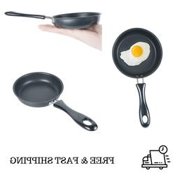 Nonstick Frying Pan Small skillet Egg Pancake Round Mini Fry