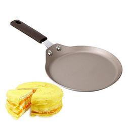 Nonstick pan Sacow 6 Non-stick Copper Frying Pan With Ceramic Coating And Induction Cooking Oven Safe