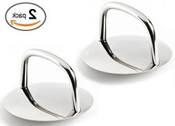 ETHDA Pan Pot Lid Knob, Stainless Steel Handle, Cap Handgrip