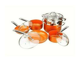 pan set luxury induction cookware
