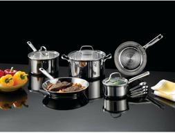 T-fal Performa Stainless Steel 12-Piece Cookware Set