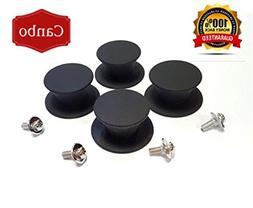 Pot Lid Knob Silicone Knob Pot Lid Handle Cover Plastic Kitc