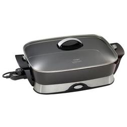 Presto Electric Non-Stick Foldaway Skillet Cooking Surface