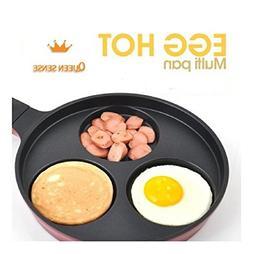 QueenSense Egg Hot Multi Pan 24cm