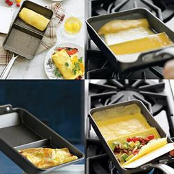 Restaurant Nonstick Frying Pan Egg Roll Sushi Omelette Japan