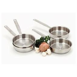 Resto By Demeyere Small Saute Pans Set of 4