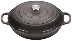 Le Creuset Signature Enameled Cast-Iron 5-Quart Round Braise