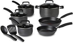 T-Fal Signature Hard Anodized 12-piece Cookware Set, Model D