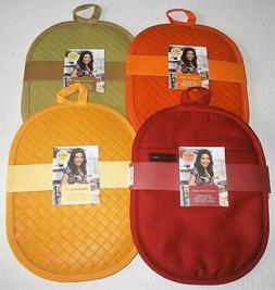 RACHAEL RAY Silicone Pot Holders and Trivet ASSORTED COLORS
