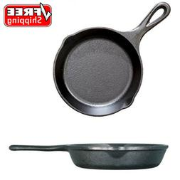 Small Cast Iron Skillet Eggs Steak Kitchen Camping Mini Lodg
