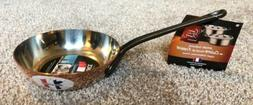 BAUMALU Smooth 2 mm Copper Frying Pan Skillet Small Alsace F