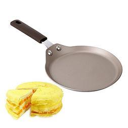 Wenjuan Square Design Non-Stick Copper Frying Pan With Ceram