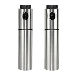Narata Stainless Steel Oil Sprayers Pump Olive Oil or Vinega