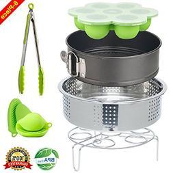Steamer Basket Instant Pot 7 inch Springform Bundt Baking Ca