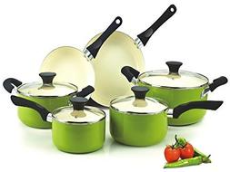 Premium Superior Quality Cook N Home NC-00358 Nonstick Ceram