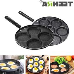 TEENRA Four-hole <font><b>Frying</b></font> Pot Thickened Om