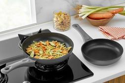 Saflon Titanium Nonstick 2-Piece Frying Pan Set PFOA Free, D