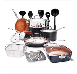 Gotham Steel Ultimate 20 Piece All in One Chef's Kitchen S
