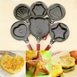 Cute Omelette Breakfast Mini Saucepan Pancake Egg Frying Pan